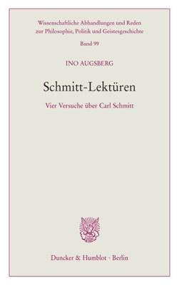 Cover_Schmitt-Lektüren